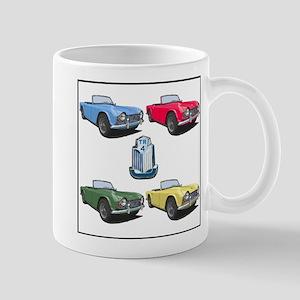 TR4 colors Mug
