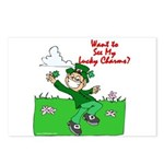 Lucky Charms Postcards (Package of 8)