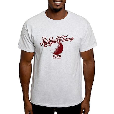 Kickball Champ Light T-Shirt