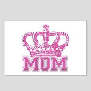 Crown Mom Postcards (Package of 8)