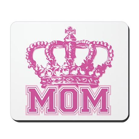Crown Mom Mousepad