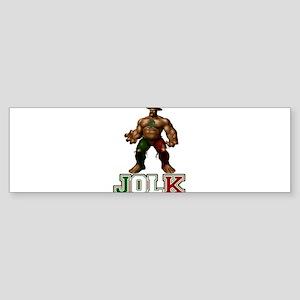 El Jolk Sticker (Bumper)