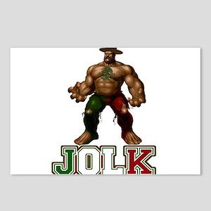 El Jolk Postcards (Package of 8)