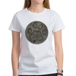 I'd Rather be Tracking Bobcat Women's T-Shirt