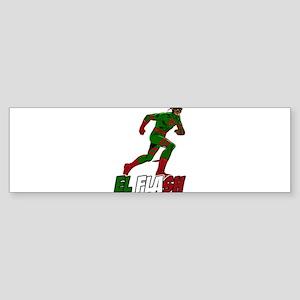 El Flash Sticker (Bumper)