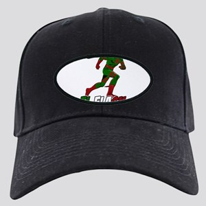 El Flash Black Cap