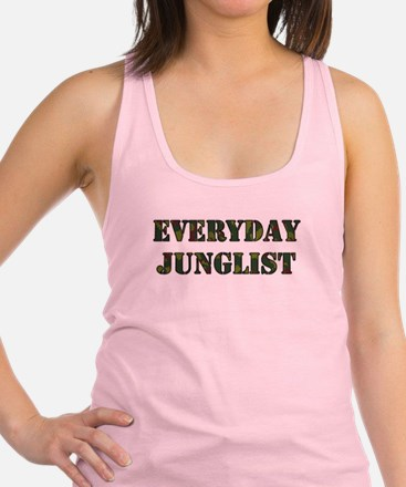 Everyday Junglist (Black Border) Tank Top