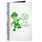 Kiss Me -- I'm Irish Journal