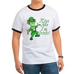 Kiss Me -- I'm Irish Ringer T