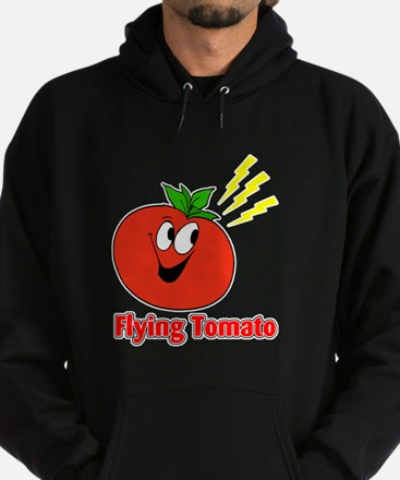 The Flying Tomato Hoodie (dark)
