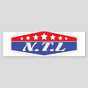 National Tailgate League Sticker (Bumper)