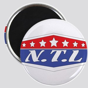 National Tailgate League Magnet