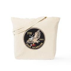 FBI Bomb Technician Tote Bag