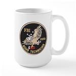 FBI Bomb Technician Large Mug