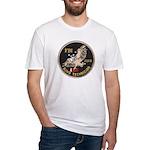FBI Bomb Technician Fitted T-Shirt