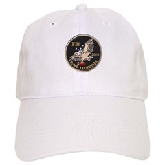 FBI Bomb Technician Baseball Cap