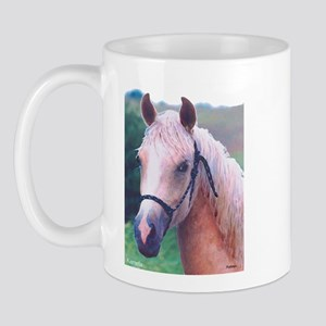 Morgan Palomino Head Mug