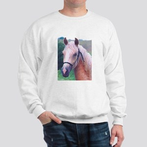 Morgan Palomino Head Sweatshirt