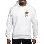 Ask Me About Restoring pocket Hooded Sweatshirt