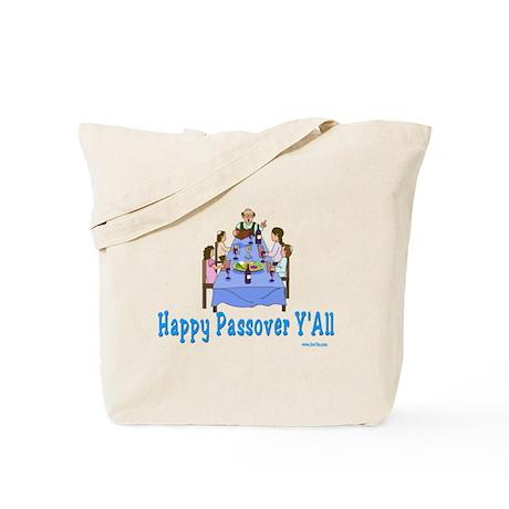 Happy Passover Y'all Tote Bag