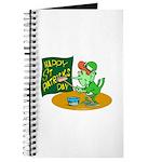 Happy St. Patricks Day Journal