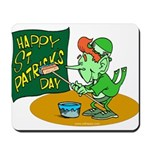 Happy St. Patricks Day Mousepad