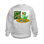 Happy St. Patricks Day Kids Sweatshirt