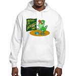 Happy St. Patricks Day Hooded Sweatshirt