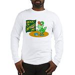 Happy St. Patricks Day Long Sleeve T-Shirt