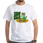 Happy St. Patricks Day White T-Shirt