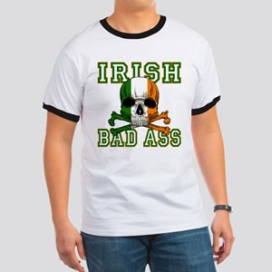 Irish Bad Ass Ringer T