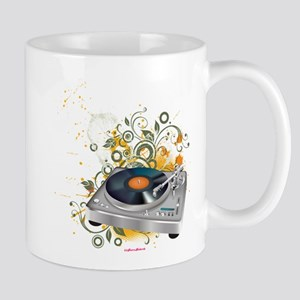 DJ Turntable 3 Mug