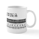 Techno Drummer Mug