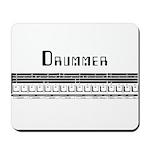 Techno Drummer Mousepad