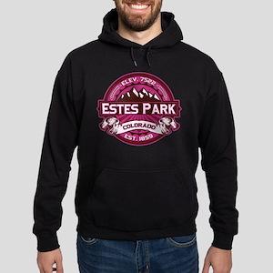 Estes Park Raspberry Hoodie (dark)