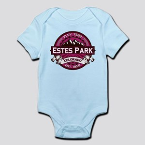 Estes Park Raspberry Infant Bodysuit