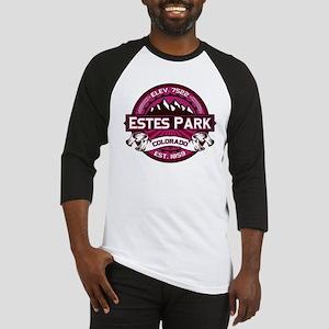 Estes Park Raspberry Baseball Jersey