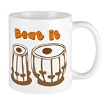 Tabla Beat It Mug