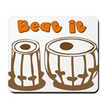 Tabla Beat It Mousepad