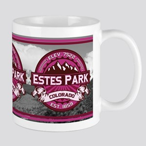 Estes Park Raspberry Mug