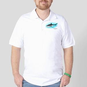 Tiger Shark Golf Shirt