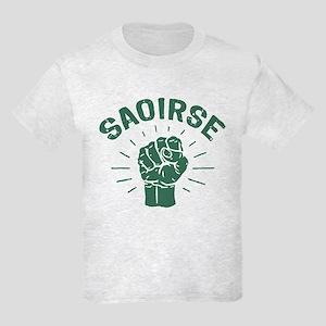St. Patrick's Day Kids Light T-Shirt