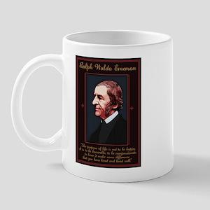 Emerson -Purpose of Life Mug