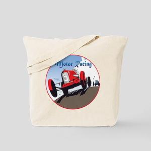 The Motor Racing Tote Bag