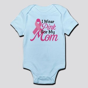 Pink For Mom Infant Bodysuit