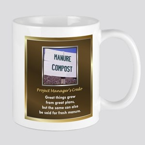 Project Managers Mug