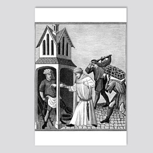 Medieval Chef Postcards (Package of 8)