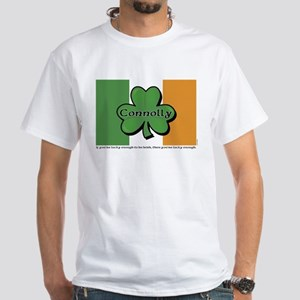Connolly White T-Shirt