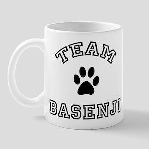 Team Basenji Mug