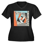 Layered Money Plus Size T-Shirt